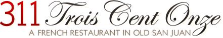 Logo of the restaurant Trois Cent Onze